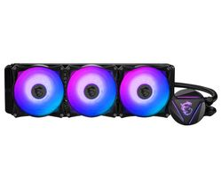 MAG CORELIQUID 360R 360 mm Liquid CPU Cooler - RGB LED