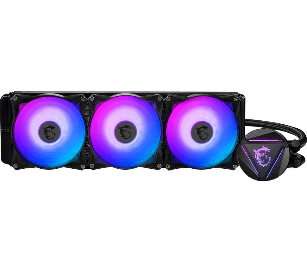 MSI MAG CORELIQUID 360R 360 mm Liquid CPU Cooler - RGB LED
