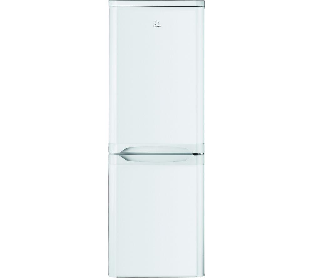 INDESIT IBD 5515 W 1 60/40 Fridge Freezer - White, White