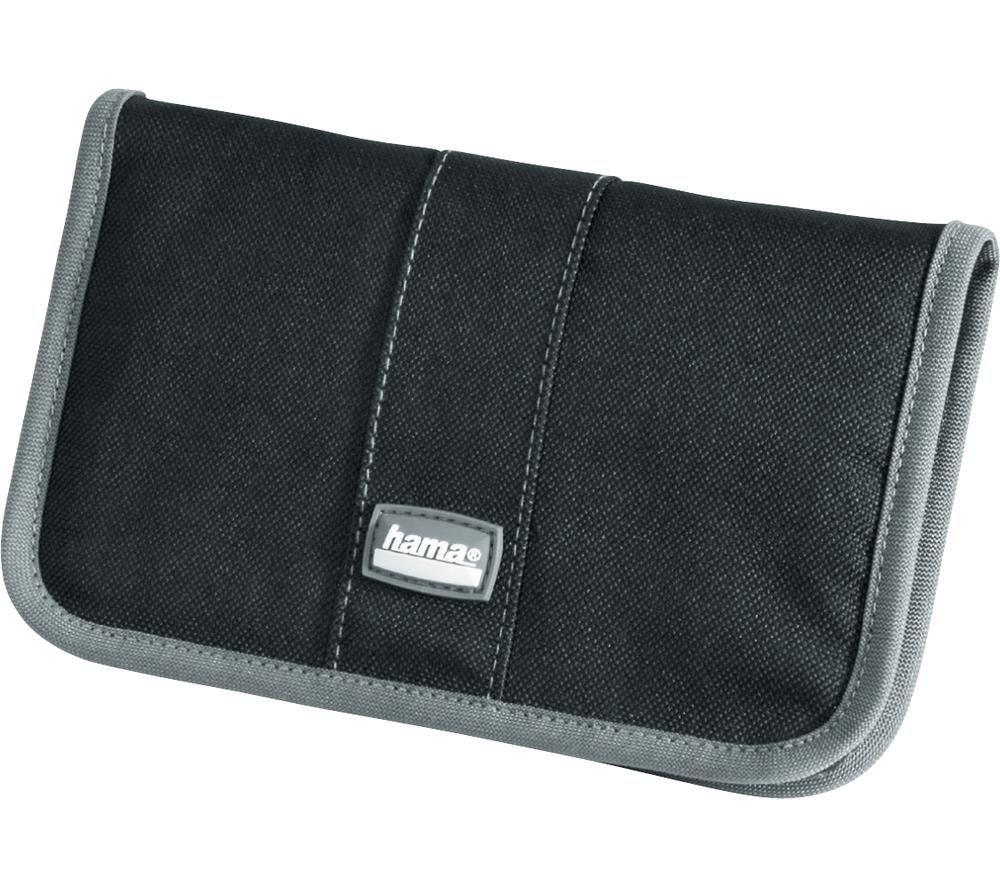 HAMA Maxi Memory Card Case - Black