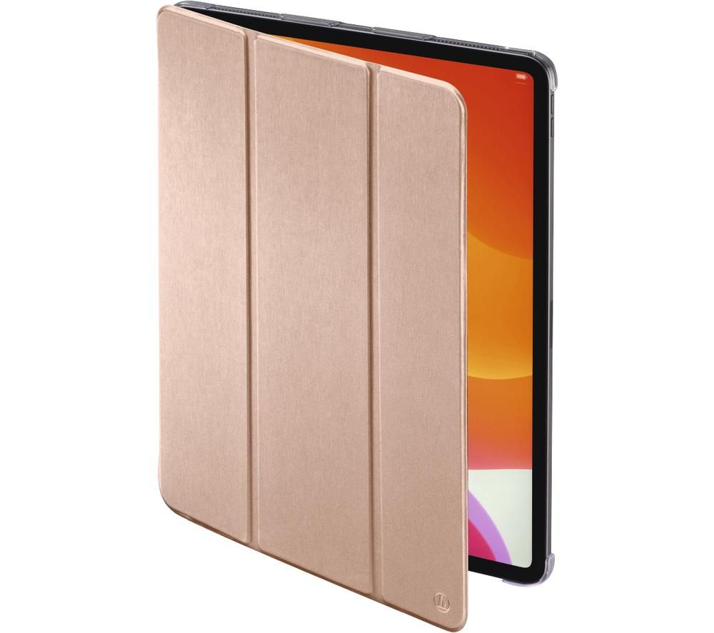 "HAMA Essential Fold Clear 12.9"" iPad Pro Case - Rose Gold"