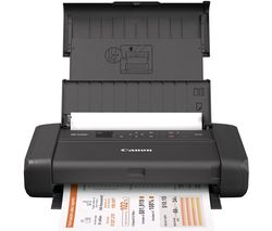 PIXMA TR150 All-in-One Wireless Inkjet Printer with Battery - Black