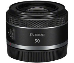 RF 50 mm f/1.8 STM Standard Prime Lens