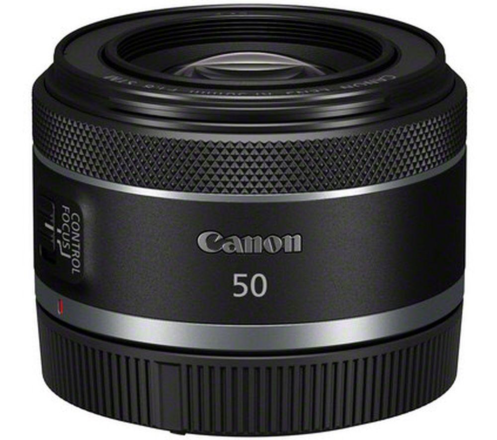 CANON RF 50 mm f/1.8 STM Standard Prime Lens