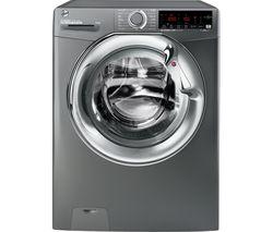 H-Wash 300 H3WS68TAMCGE NFC 8 kg 1600 Spin Washing Machine - Graphite