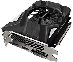 GeForce GTX 1650 4 GB D6 OC Graphics Card