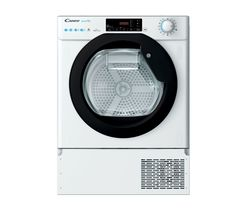 BCTD H7A1TBE-80 WiFi-enabled Integrated 7 kg Heat Pump Tumble Dryer