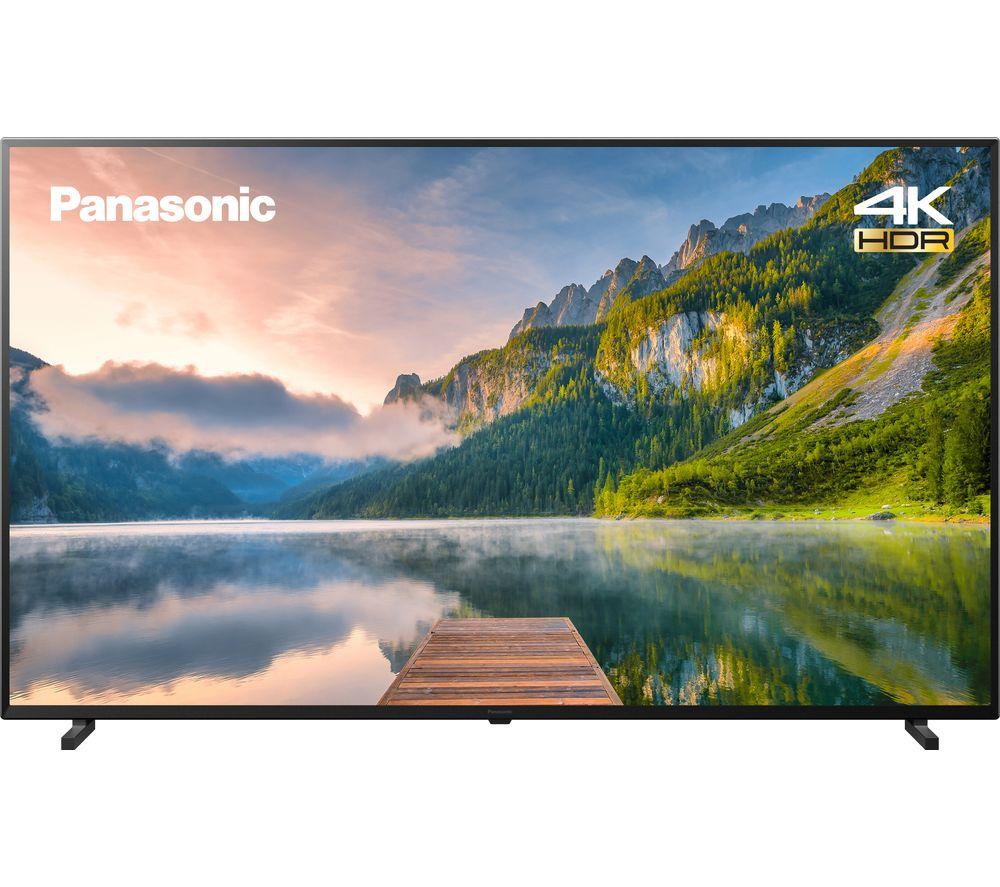 "PANASONIC TX-58JX800B 58"" Smart 4K Ultra HD HDR LED TV with Google Assistant"