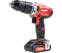 EZPP18V2AUK Cordless Hammer Drill - Black & Red
