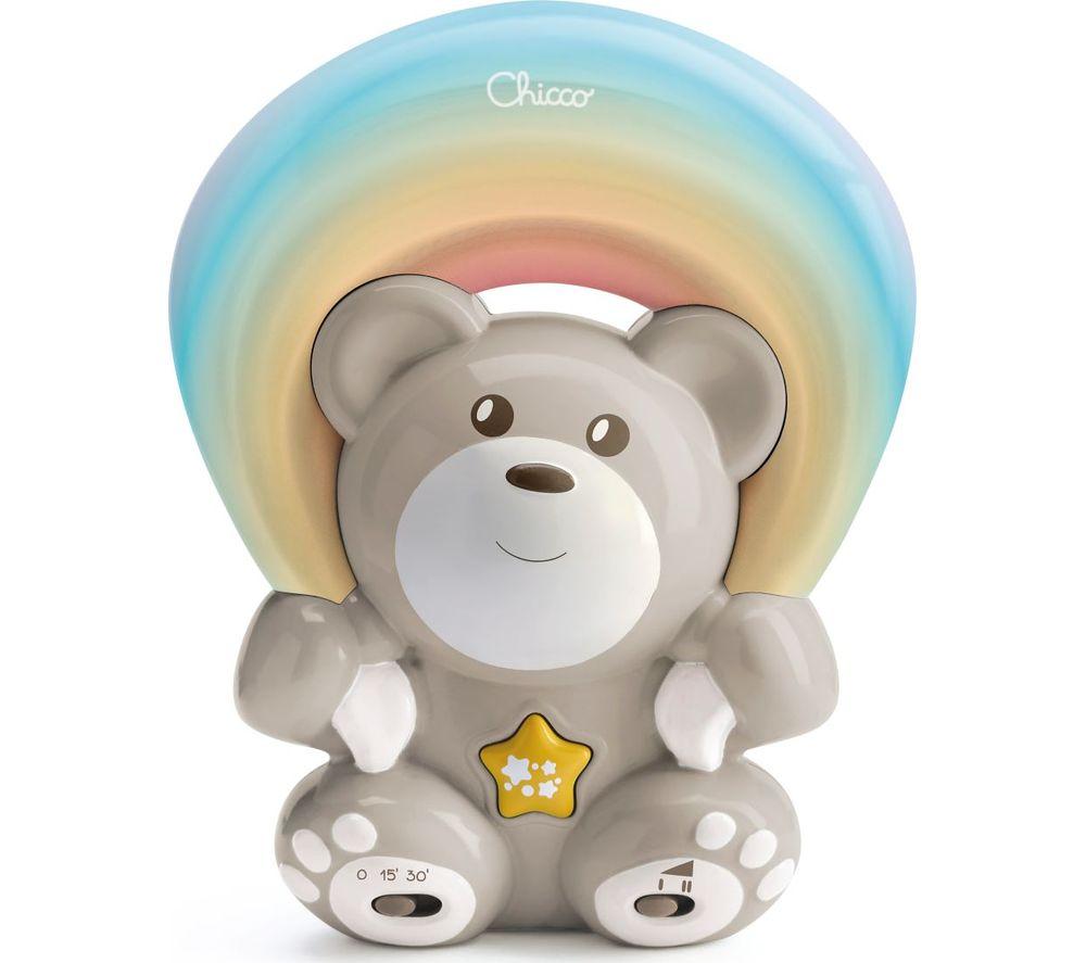 CHICCO First Dreams Rainbow Bear