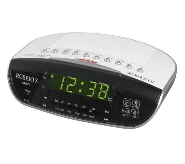 ROBERTS CR9971 Chronologic VI FM Clock Radio