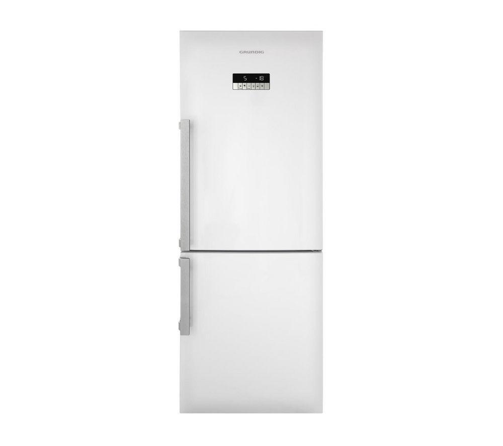 GRUNDIG GKN16820W 60/40 Fridge Freezer - White